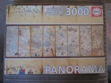 """3000 Piece Educa Jigsaw """"Mappa Mundi 1375"""""""