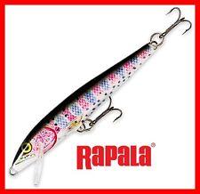 "Rapala 3-1/2"" F09-RT Original Floating Rainbow Trout Balsa Fishing Lure"
