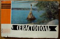 Soviet photo album SEVASTOPOL Ukrainian Ukraine