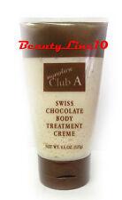 Signature Club A SWISS Chocolate Body Creme 4.5 SEALED