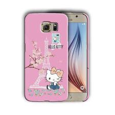 Hello Kitty Samsung Galaxy S4 5 6 7 8 9 10 E Edge Note 3 - 10 Plus Case 05