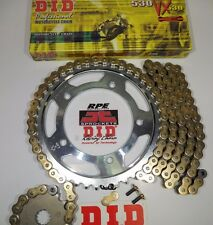 HONDA CBR900RR FIRE BLADE '92-99 DID X-Ring CHAIN AND SPROCKET KIT *PREMIUM 530