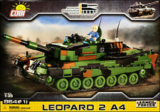 COBI Leopard 2 A4 (2618) - 864 elem. - German main battle tank