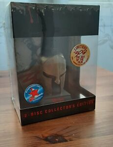 300 - BOX - Helm mit Büste- NECA - DVD LIMITED EDITION