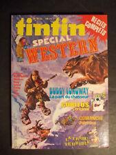 HERGE Tintin Spécial Western 26 Bis 1979 avec des inédits de MOEBIUS FRANQUIN !