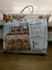 Finch Orchard Bed In A Bag Quilt Queen Plus 2 Shams