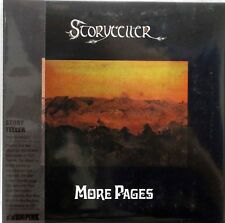 Storyteller-More Pages  UK folk prog mini lp cd