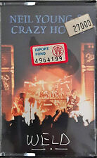 Neil Young & Crazy Horse ‎– Weld ( 2 MC )  CASSETTE SEALED