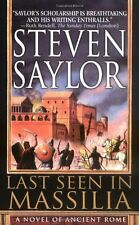 Last Seen in Massilia: A Novel of Ancient Rome (No