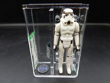 AFA 80 Star Wars Imperial STORMTROOPER Kenner 1977 vintage action figure toy !!!