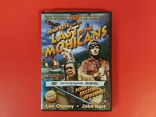 Hawkeye & The Last of the Mohicans 1 1957 TV  DVD Lon Chaney Jr .089218461896
