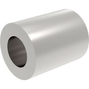 Stainless Steel Spacers (Made From 316 Seamless Tube) - VAT Included! Cut 2 size