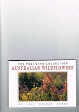 Wildflowers - The Postcard Collection - Australian Wildflowers - 22 cards