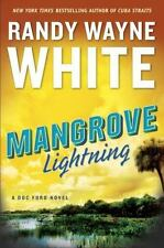 Mangrove Lightning by Randy Wayne White (2017, Paperback, Large Type)