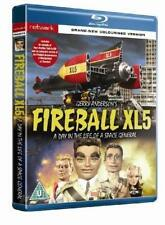 Fireball XL5 - A Day In The Life Of A Space General Blu ray NEW & SEALED