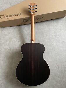 Ebony Acoustic Guitar Folk Orchestra Size Amazing Value RRP £229 unplayed