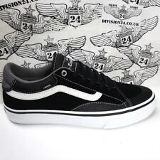 Vans TNT Advanced Prototype Pro Shoes UK7 Black/White Skateboard Tony Trujillo