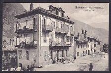TORINO CHIOMONTE 09 ALBERGO RISTORANTE VALETTI - VAL DI SUSA Cartolina