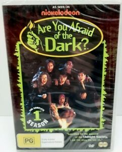 Are You Afraid Of The Dark : Season 1 (DVD, 2015, 2-Disc Set) NEW REGION 4
