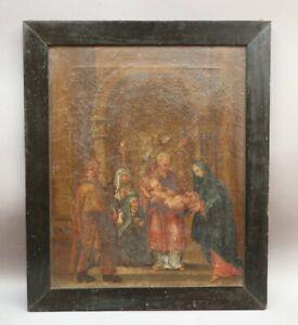 ALTMEISTER 1841 - Beschneidung des Christusknaben im Tempel - Circumcisio Domini
