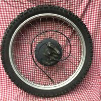 "Honda XL 500 S PD01 Vorderrad Felge Rad vorne front rim wheel 1.60x23"""