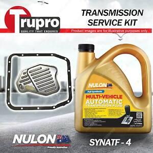 Nulon SYNATF Transmission Oil + Filter Service Kit for Ford Mustang V8 94-95