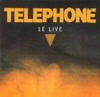 Le Live von Téléphone | CD | Zustand gut