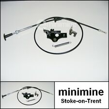 Classic Mini Internal Bonnet Release Cable Kit austin rover cooper mk3 > mpi inj