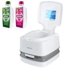 Wc chimique portable Qube MT 12l THETFORD Produits D'entretien Set Toilettes