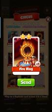 Fire Ring - Coin Master - Immediate Delivery via game