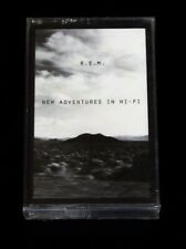 R.E.M.-New Adventures In Hi-Fi-ORIGINAL 1996 US Cassette-SEALED!