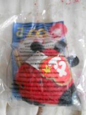 McDonalds Ty Beanie Babies Luck Ladybug 2000 Number 5