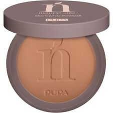 PUPA Natural Side Bronzing Powder 003 Intense Bronze - Terra Abbronzante