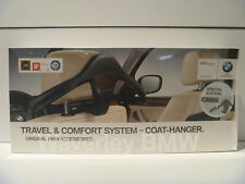 Genuine BMW Coat Hanger With FREE Base Carrier Travel & Comfort Part 51952449251
