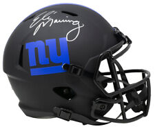 Eli Manning Signed New York Giants Full Size Spd Replica Eclipse Helmet Fanatics