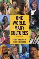 One World, Many Cultures (6th Edition)-ExLibrary