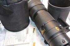 Objektiv Nikon AF-S 200-400 mm f/4 G ED VR II - 12 Monate Gewährleistung