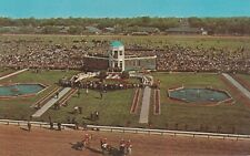 A)  Louisville, KY - Churchill Downs - View of the Infield and Winner's Circle