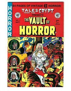 Vault Of Horror #1 - Russ Cochran reprint series!