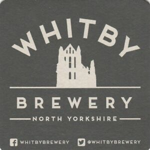 WHITBY BREWERY - GREETINGS FROM WHITBY - (Cat 001) - (2015)