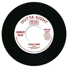 "SHIRLEY ELLIS Soul Time  NEW NORTHERN SOUL 45 (OUTTA SIGHT) 7"" VINYL  60s SOUL"