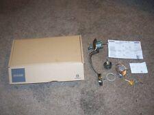 -New- Schlage Plymouth F58 PLY 619 Adjustable Exterior Door Handle Satin Nickel