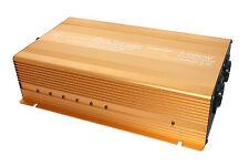 Spannungswandler Wechselrichter 2500 5000 Watt 12V  reiner Sinus G