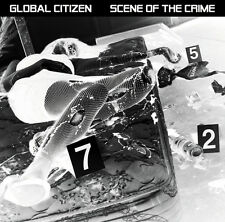 """GLOBAL CITIZEN: SCENE OF THE CRIME Limited Edition CLEAR 180g 12"""" Vinyl Record"""
