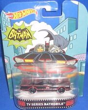 MATTEL HOT WHEELS HOLLYWOOD MOVIE & TV SHOWS COLLECTIBLES BATMAN CLASSIC TV, NEW