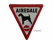 Handmade Dog Signs & Plaques