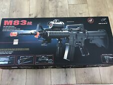 BBTac Airsoft Electric Gun M83 Fully Automatic, Great for Beginner, Semi & Safe