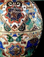 Sotheby's Catalog Faberge Russian Icons Art Book Vertu Silver Gold Enamel 1996