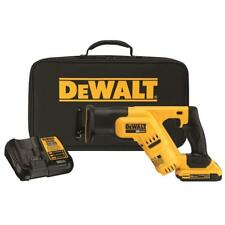 Brand New! DEWALT DCS387D1 20V MAX Lithium Ion Compact Reciprocating Saw Kit