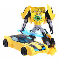 """Transformers Robots in Disguise RID Bumblebee 7"""" Toy Action Figure New in Box"""